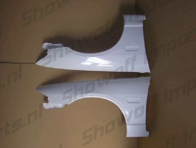 Nissan Skyline R33 GTS Front Fenders Lightweight-OEM