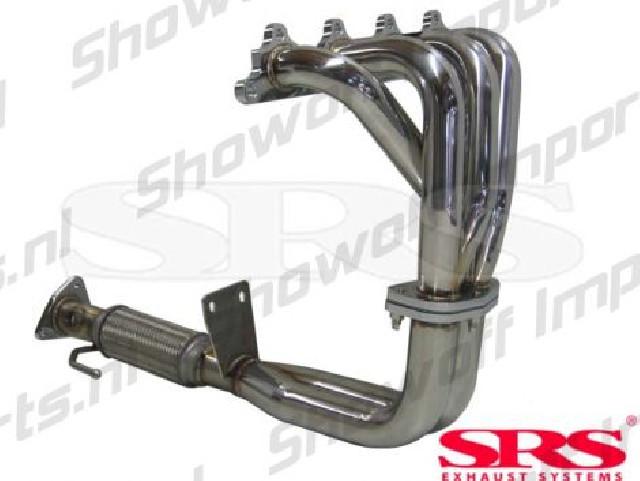 Honda Prelude 97-01 SRS 2.0i Stainless Steel 4-2-1 Header