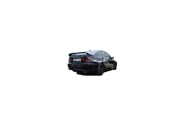 FOX Lexus IS200 - Bj. ab 99`  Endschalldämpfer - 1x90 Typ 13