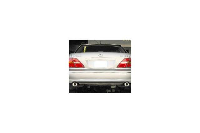 FOX Lexus LS 430  Endschalldämpfer Ausgang rechts/links  - 115x85 Typ 33 rechts/links  - 4,3l 207kW  - ohne Gutachten