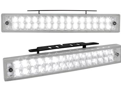 Tagfahrlicht mit 30 LED LxHxT 190x30x40mm (2 Stück)