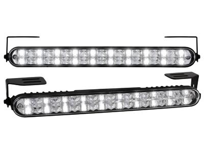 Tagfahrlicht mit 20 LED LxHxT 220x24x35mm (2 Stück)
