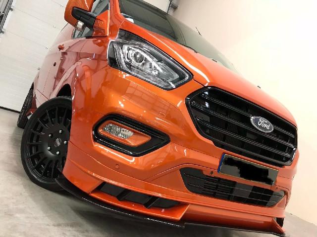 Frontlippe Ford Transit Custom ab 2018 V2
