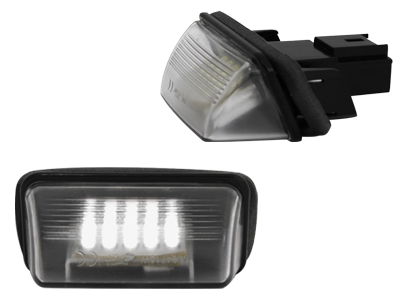 LED License Plate CITROEN / PEUGEOT versch. Modelle