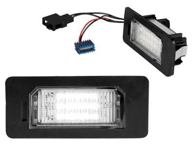 LED License Plate AUDI A1/Q5/A4/A5/A6/A7
