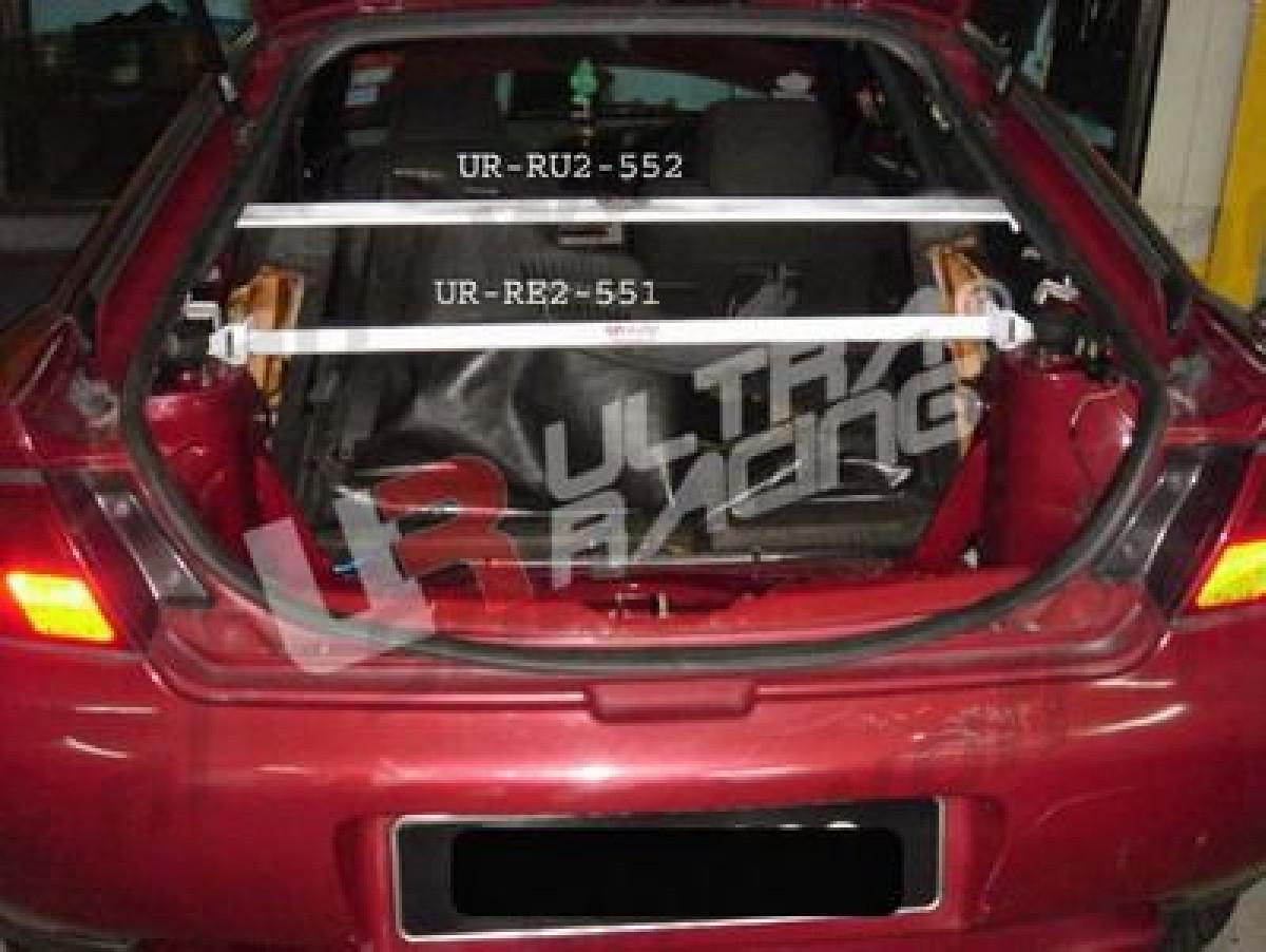 Mazda 323F BA 94-98 UltraRacing C-Pillar Rear Bar 552