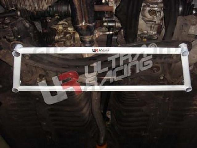 Mazda 323F BA 94-98 UltraRacing 4-Point Front Lower Brace