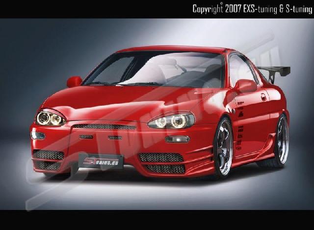 Frontstoßstange Mazda MX3