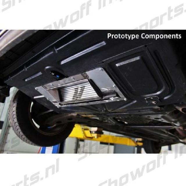 Mazda MX5 98-05 Thermostatic Oil Cooler Kit Black Mishimoto