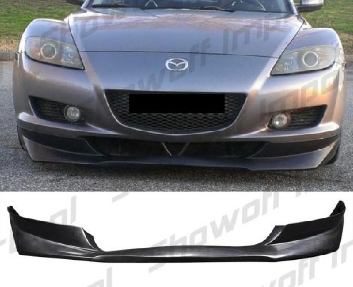 Mazda RX8 04-07 Type-RA Urethane Front Bumperlip