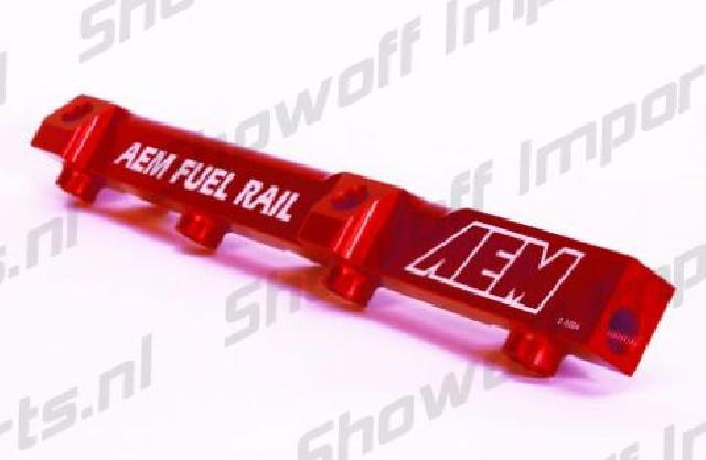 Honda Prelude 97-00 F20A/H22/H23 AEM High Flow Fuel Rails