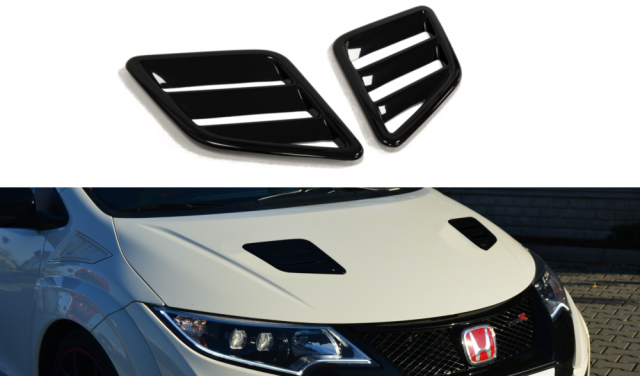 BONNET VENTS HONDA CIVIC IX TYPE R