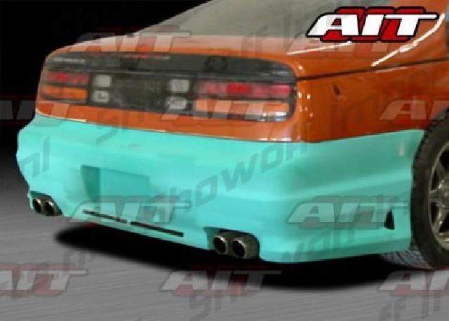 Nissan 300ZX 90-97 Coupe CWS Rear Bumper AIT