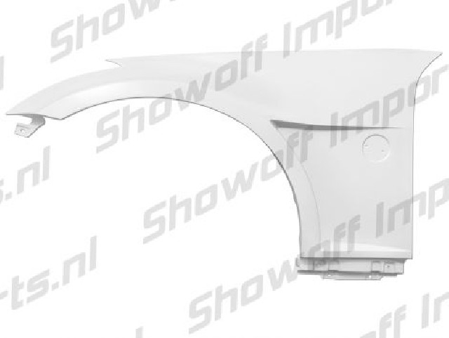 Nissan 350Z V2 Vented Front Fenders Set
