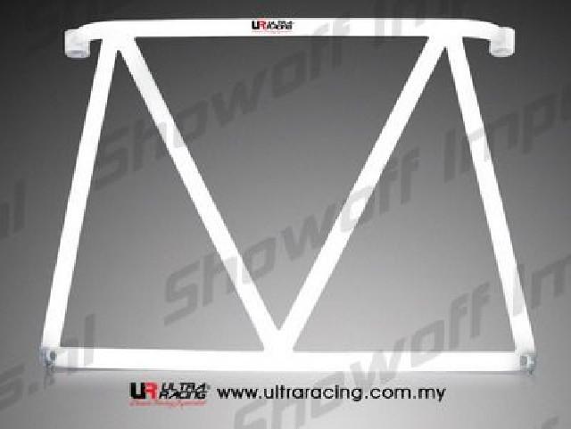 Nissan Almera 00-05 N16 Ultra-R 4-Point Front Lower Brace