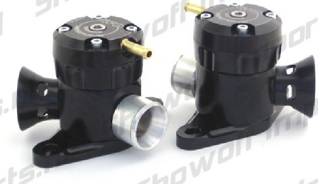 Nissan GTR R35 Respons TMS/Blowoff (set of 2 valves) GFB