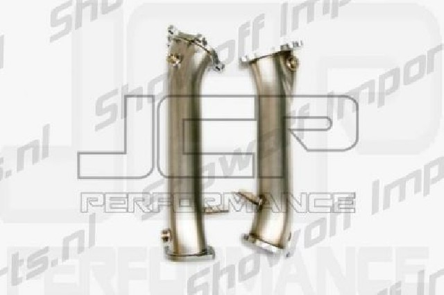 Nissan GTR R35 08+ JCP Turbo Downpipe/Decat 2pcs