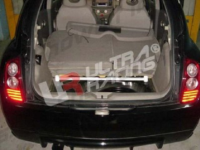 Nissan Micra K12 02-07 UltraRacing Rear Upper Strutba