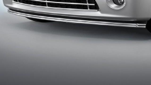 Stoßstangen-Chrom-Styling 15 mm für Nissan Micra K12 & C+C & 160SR