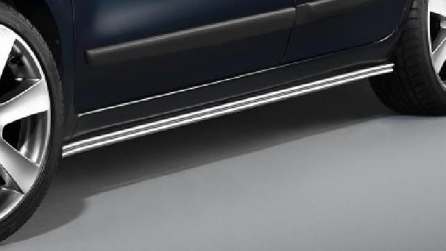 Seiten-Chrom-Styling für Nissan Note