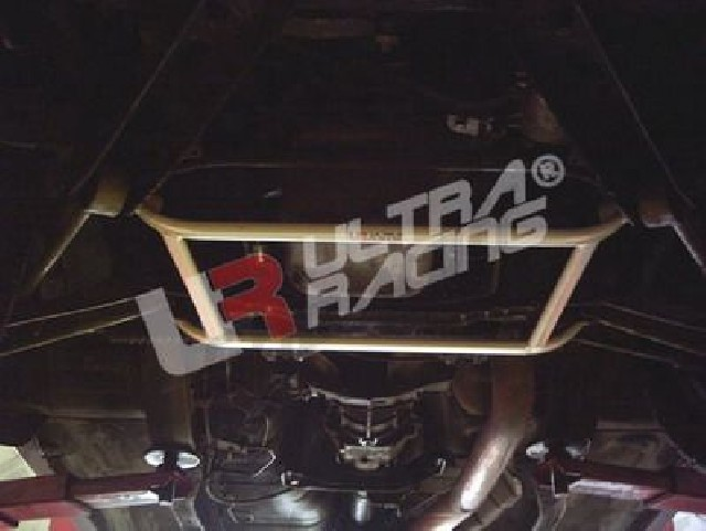 Nissan S13 89-94 UltraRacing 4-Point Front Lower Brace
