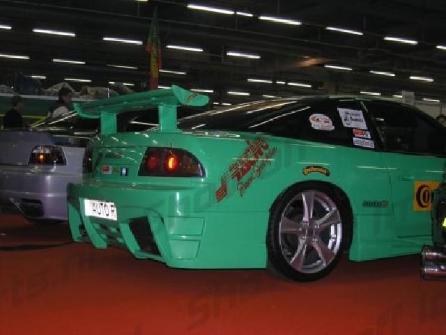 Nissan S13 89-94 Spoiler Himmel AUTOR