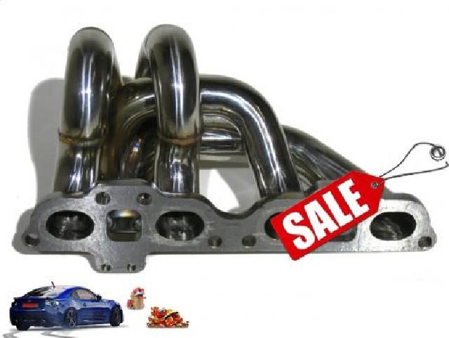 Nissan S14/S15 SR20DET 94-01 Turbo Header/Manifold Stainless