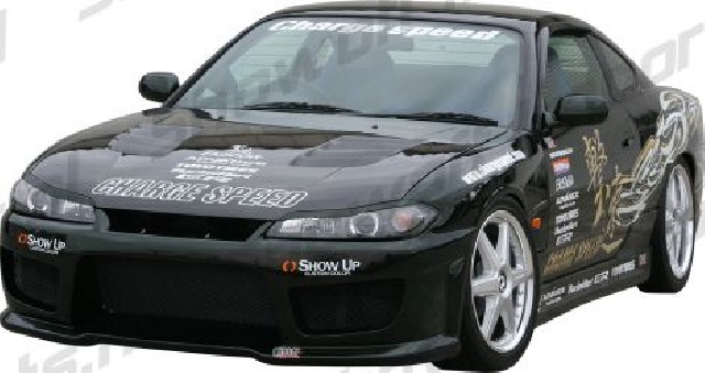 Nissan S15 Chargespeed Front Bumper