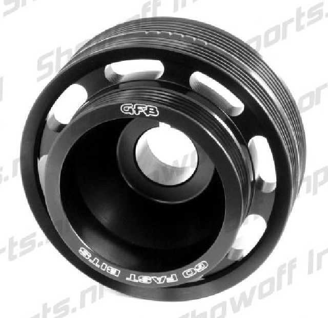Nissan 200SX SR20DET Underdrive Crank Pulley GFB