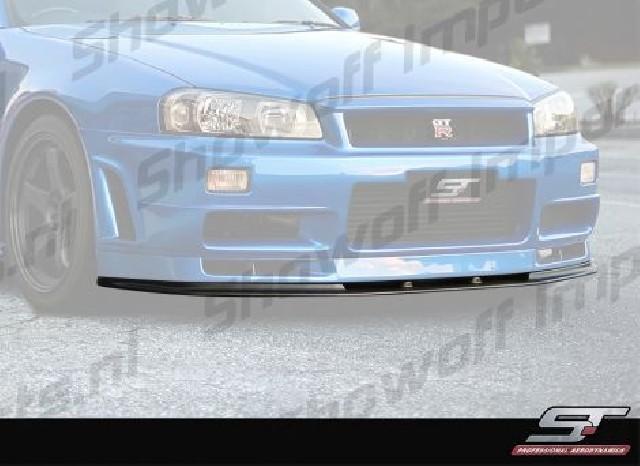 Nissan Skyline R34 GTT Z-Tune N1 Front Bumper Lip