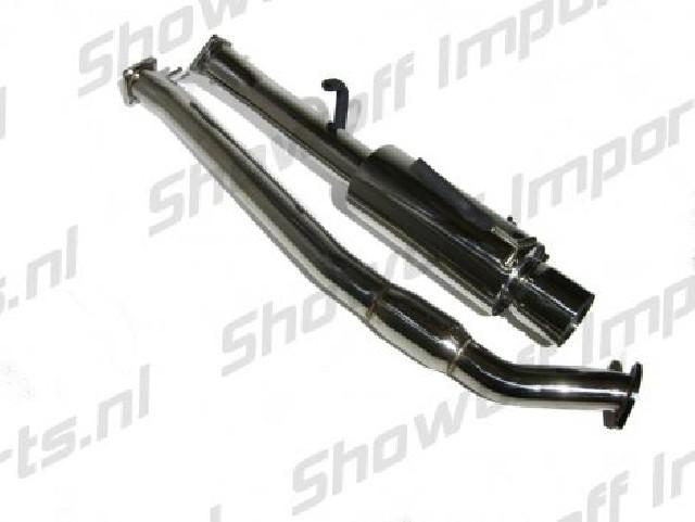 Nissan Skyline R33 GTST/GTR 3 Inch Catback Exhaust System