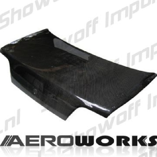 Nissan Skyline R33 GT-R 95+ Aeroworks Carbon Trunk