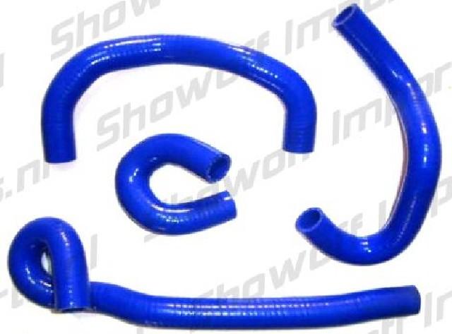 Nissan Skyline R33/R34 Heater Silicone Hoses 4-Pc