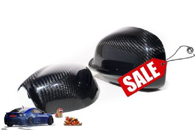 Nissan Skyline R34 GTT Carbontrenz Carbon Mirror Covers
