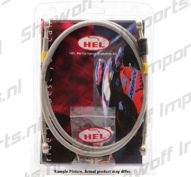 Nissan Sunny GTI-R Stainless Steel HEL Brakelines 4x
