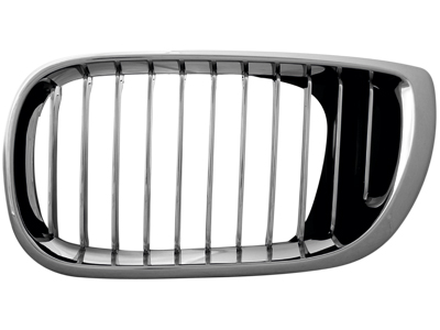 Frontgrill BMW 3er E46 Lim./Touring 02-03 chrome