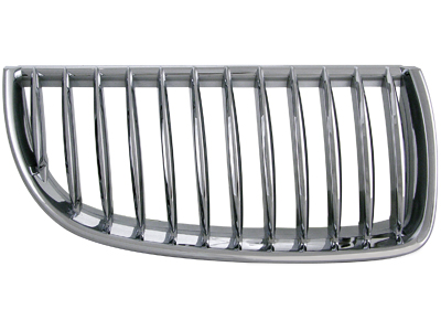 Frontgrill BMW 3er E90 05-08 chrome