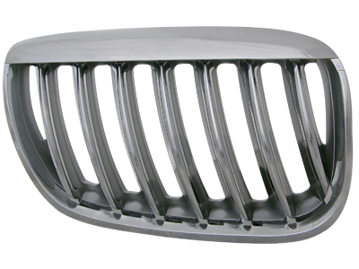 Frontgrill BMW X5 E53 04-06 chrome