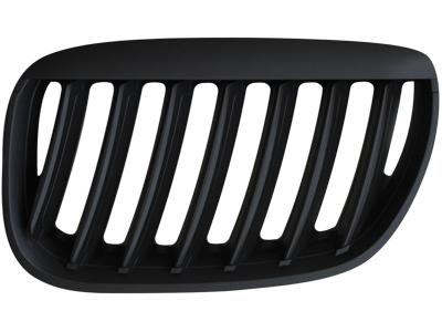 Frontgrill BMW X5 E53 04-06 black