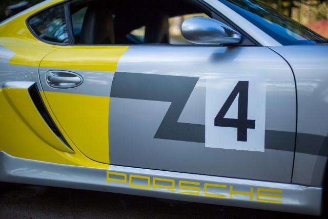 Porsche Boxster Seitenschweller Baujahr 04-12