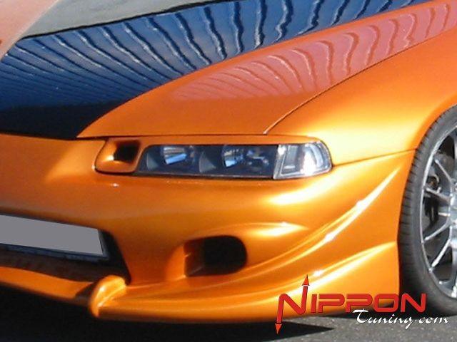 Scheinwerferblenden Honda Prelude 92-96