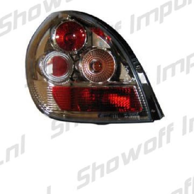 Nissan Almera N16 00+ 3/5D LXS-Taillights Chrome