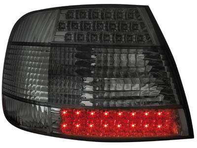 LED Rückleuchten Audi A4 B5 Lim. 95-10.00 smoke