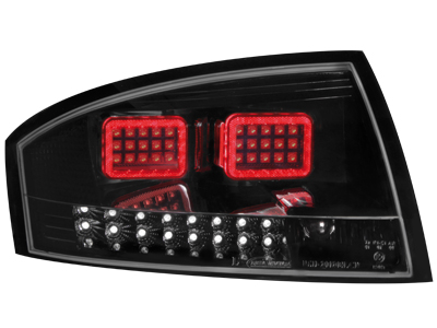 LED Rückleuchten Audi TT 8N3/8N9 98-05 black