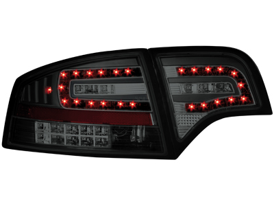 LED Rückleuchten Audi A4 B7 Lim.04-08 LED BLINKER blk/smoke