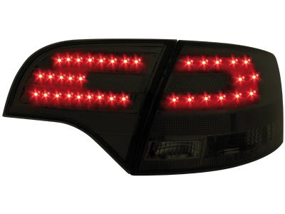 LED Rückleuchten Audi A4 B7 Avant 04-08 smoke