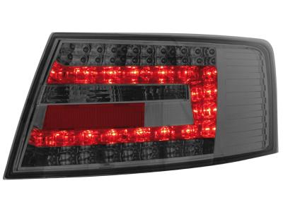 LED Rückleuchten Audi A6 4F Limousine 04-08 smoke