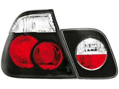Rückleuchten BMW 3er E46 98-01 Lim. black