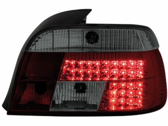 LED Rückleuchten BMW 5er E39 95-00 red/smoke
