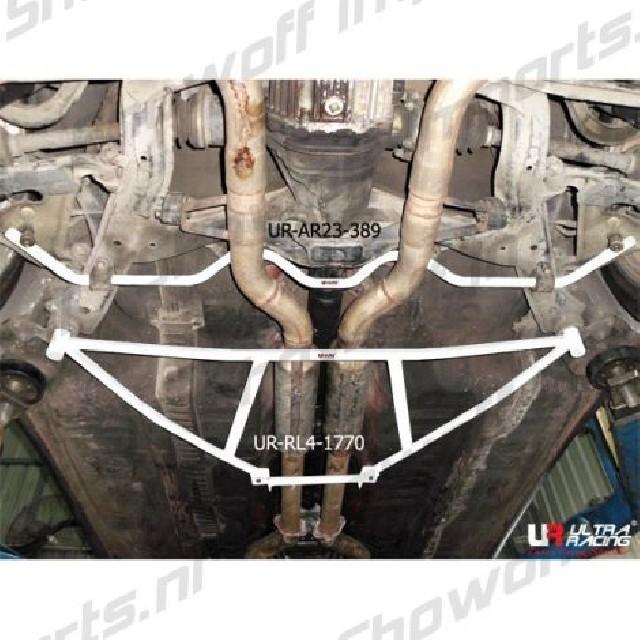 Nissan 300ZX Z32 90-97 UltraRacing Rear Sway Bar 23mm